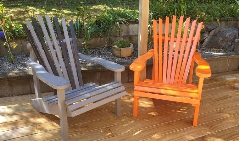 Fantail Chair Bespoke Wooden